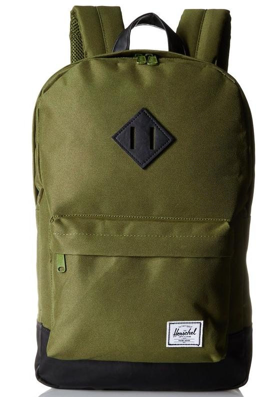 Herschel Supply Co. Heritage Mid-Volume Backpack @ Amazon