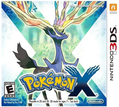 Buy 2 Get 1 Free! Pokemon: Trading Cards or Nintendo 3DS Games