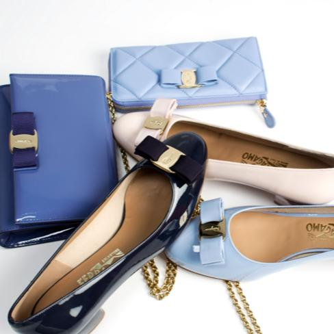 Up to $300 Reward Card for Salvatore Ferragamo Shoes and Handbags @ Bloomingdales