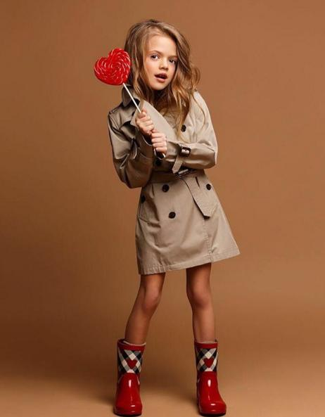 Free shipping with $150 purchase Burberry Kids