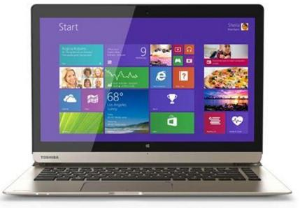 "$569.99 Toshiba Satellite Click 2 Pro Full HD 13.3"" TouchScreen 2 In 1 Ultrabook"