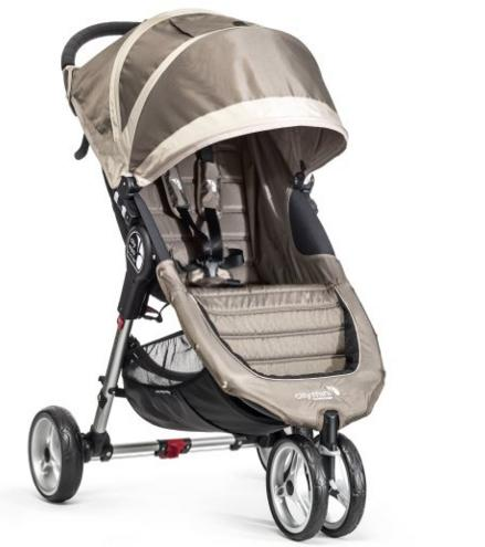 Baby Jogger City Mini Stroller in Sand, Stone Frame, BJ11457 @ Amazon