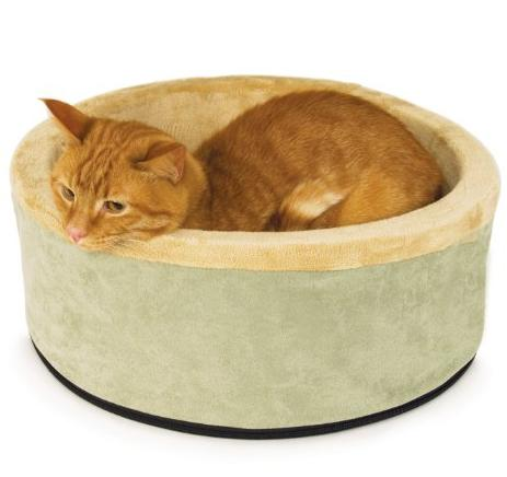 $15.05 K&H Thermo-Kitty Heated Cat Bed