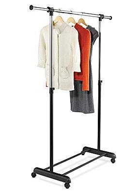Honey-Can-Do International GAR-01124 Expandable Garment Rack