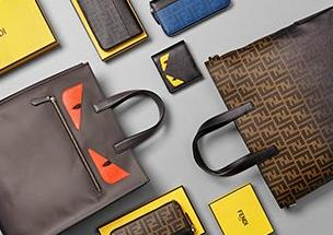 Up to 30% off Fendi Men's Handbags @ MYHABIT