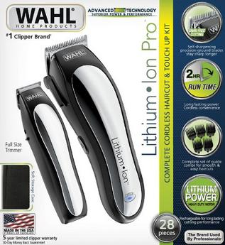 Wahl Lithium Ion Clipper #79600-2101
