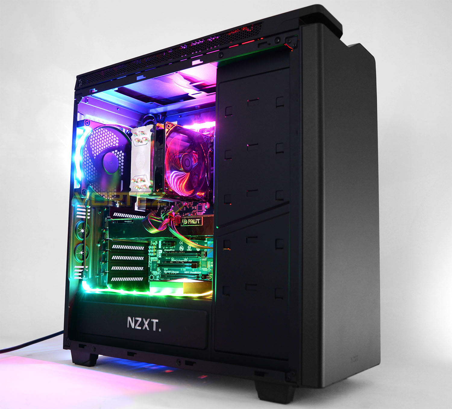 $89.99 NZXT H440 STEEL Mid Tower Case