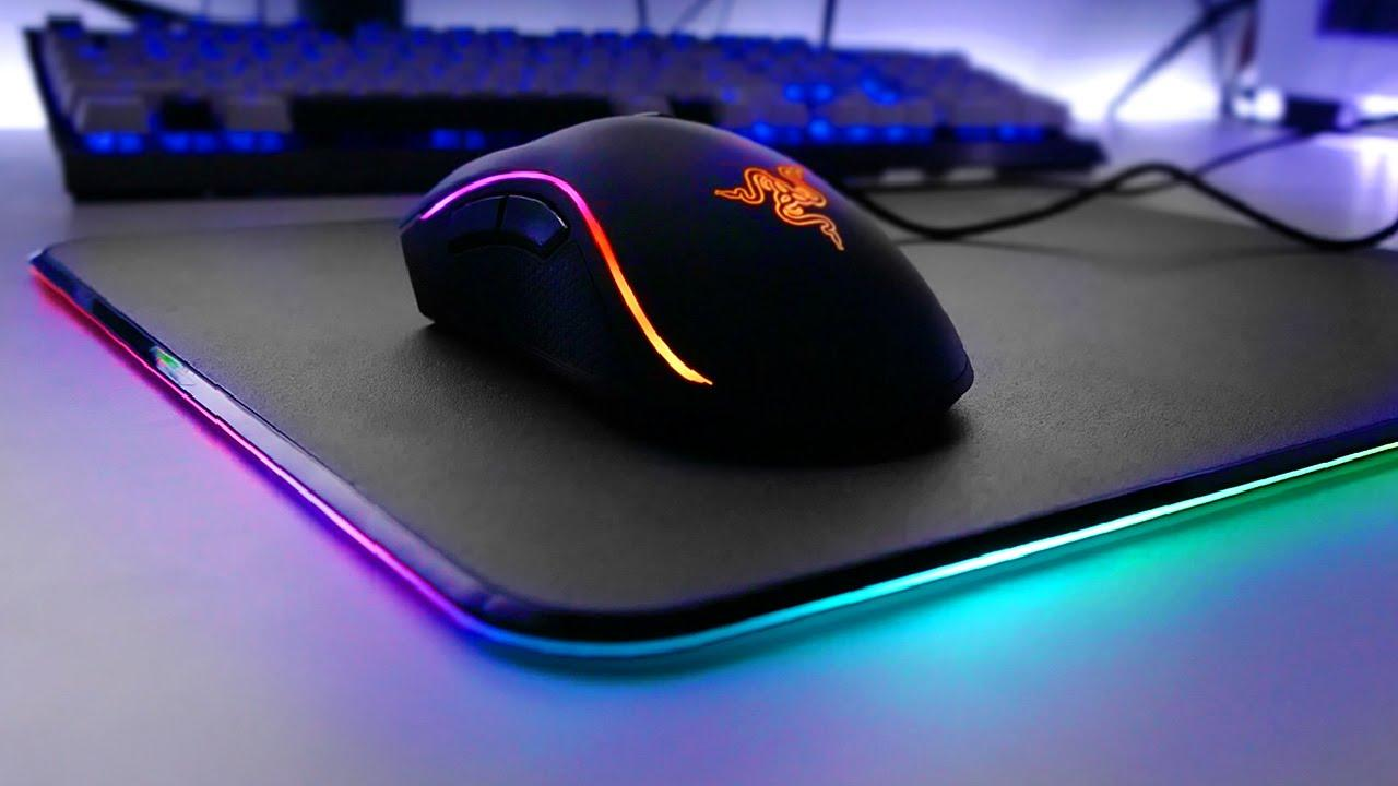Razer Mamba Tournament Edition - Chroma Ergonomic Gaming Mouse
