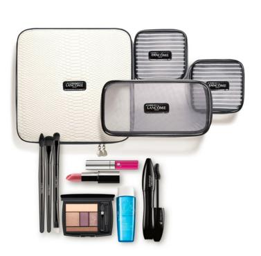 Lancome Beauty Box for $45 With Any Lancome Purchase @ Dillard's