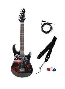 Peavey Star Wars Classic Vader 3/4 Size Electric Guitar