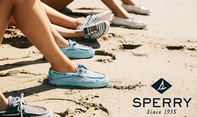 Up to 50% Off+Extra 30% Off Sitewide @ Sperry