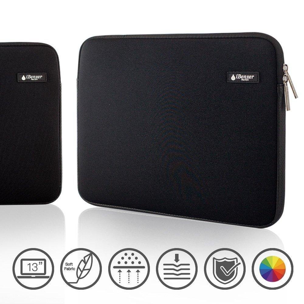 $9.99 iBenzer Deluxe Laptop Sleeve Bag Cover Case For all 13-inch laptop computers