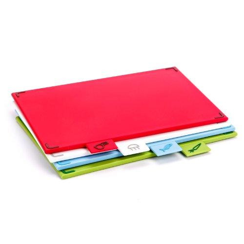 $39.95 Joseph Joseph Index Advance Color Coded Chopping Boards