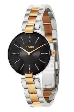 Rado Women's Coupole M Watch R22850713 (Dealmoon Exclusive)