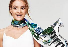 Up to 76% Off Sumptuous Silk Scarves @ MYHABIT