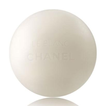 $60 CHANEL  LE BLANC  Brightening Pearl Soap Makeup Remover-Cleanser 3.5 oz. @ Bergdorf Goodman