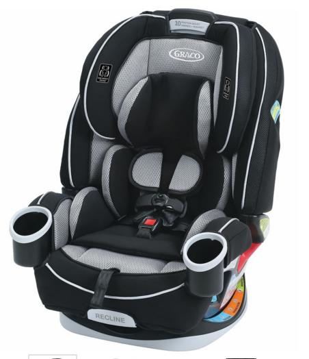 Graco 4Ever All-in-1 Car Seat (4 colors)