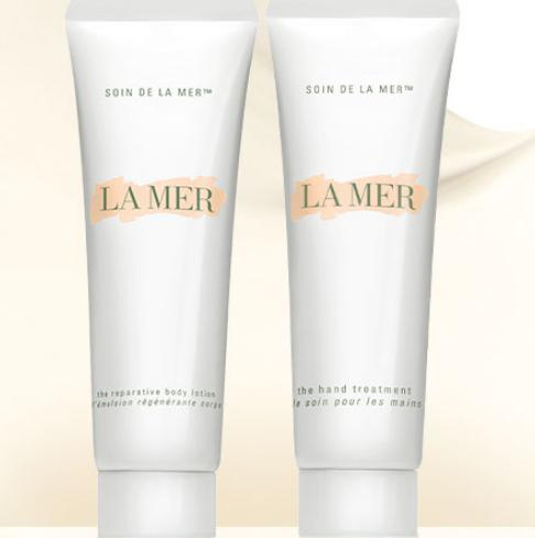 Two Deluxe Samples With Any Order @ La Mer