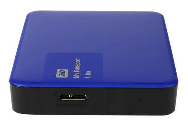 WD 2TB My Passport Ultra Portable External Hard Drive USB3.0