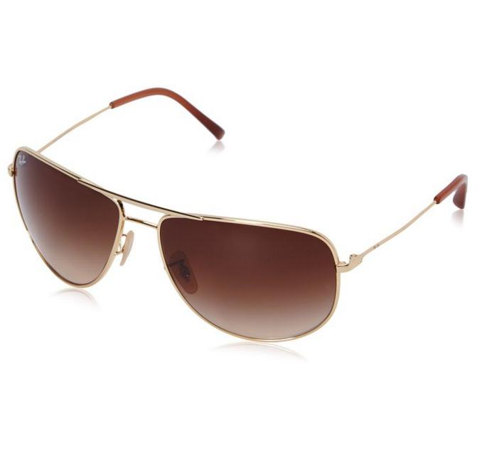 Ray-Ban 0RB3468L Aviator Sunglasses