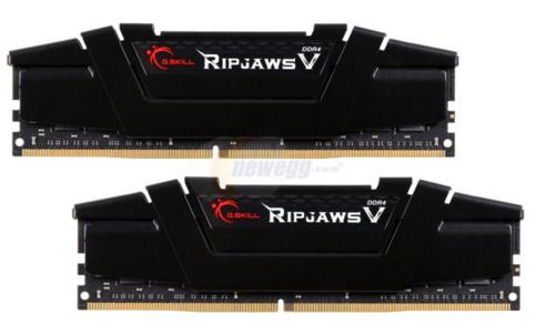 $149.99 G.SKILL Ripjaws V Series 32GB (2 x 16GB) 288-Pin DDR4