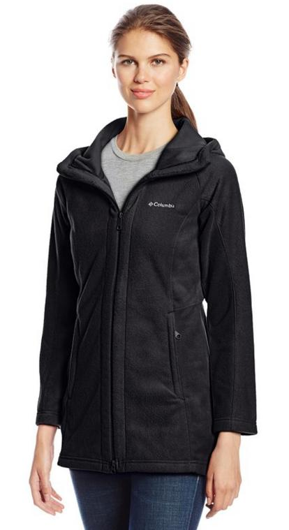 $18.18 Columbia Women's Benton Springs II Long Hoodie