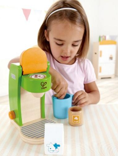 Hape - Playfully Delicious - Coffee Maker Play Set @ Amazon