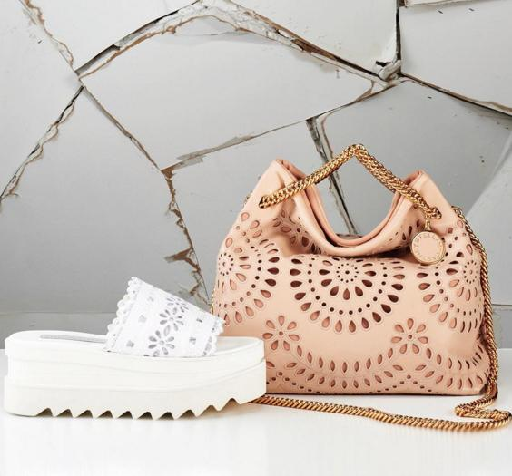 Up to 30% Off Stella McCartney Handbags, Shoes On Sale @ Rue La La
