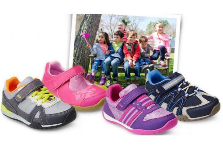 Buy 1 Get 1 40% Off+Free Shipping Select Styles @ Stride Rite