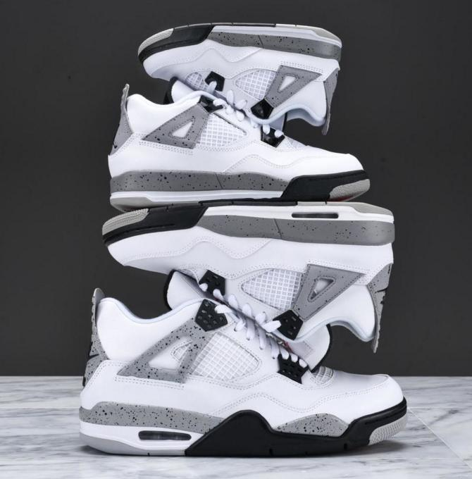 $219.99 Air Jordan 4 Retro OG @ Foot Locker