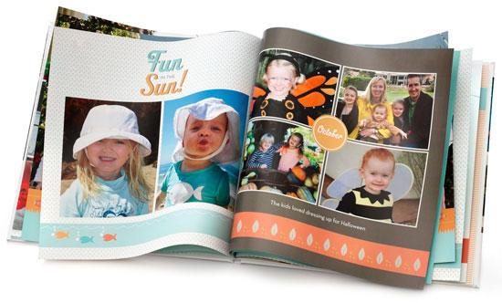 """Free 8x8"""" Photobook at Shutterfly (or $15 off larger)"""