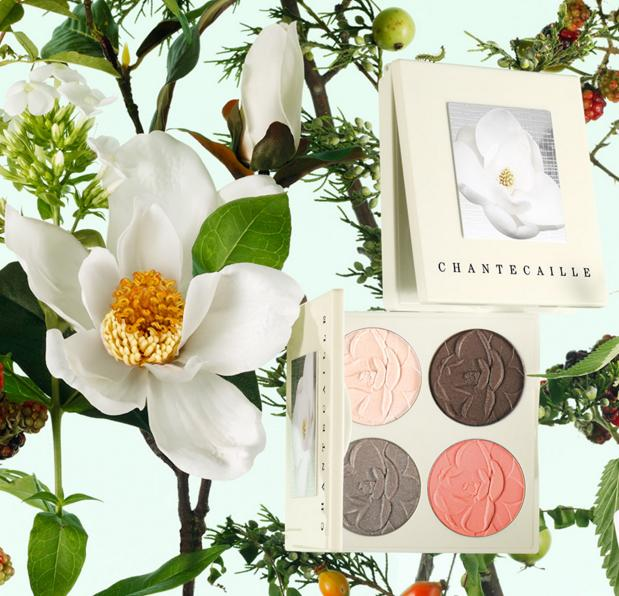 $83 + Free shipping Chantecaille Limited Edition Le Magnolia Eye and Cheek Palette @ Bergdorf Goodman
