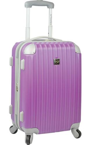 Travelers Club Luggage Modern 20