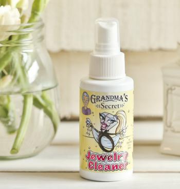 $4.55 Grandma's Secret Jewelry Cleaner, 3-Ounce