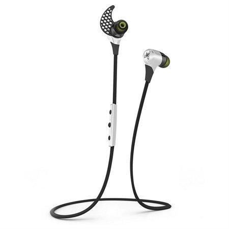 JayBird BlueBuds X Sport Bluetooth Headphones, Midnight Black