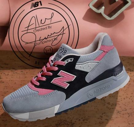 15% Off NB1 998 Custom Shoes @New Balance