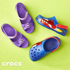 Up to 60% Off Crocs On Sale @ Zulily.com