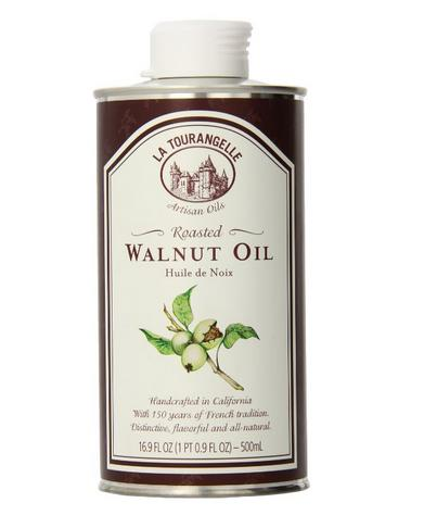 La Tourangelle Roasted Walnut Oil, 16.9 oz. Can
