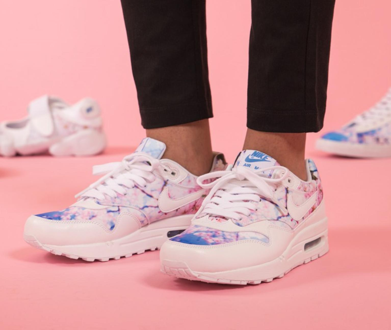 From $65 NIKE WOMEN'S CHERRY BLOSSOM SNEAKERS @ Nordstrom