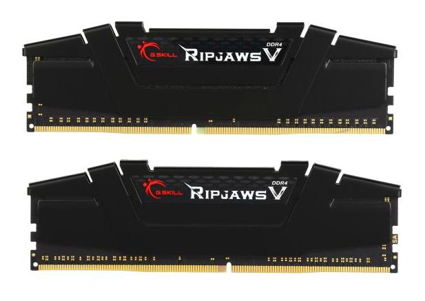 G.SKILL Ripjaws V Series 16GB (2 x 8GB) DDR4 3200 Desktop Memory