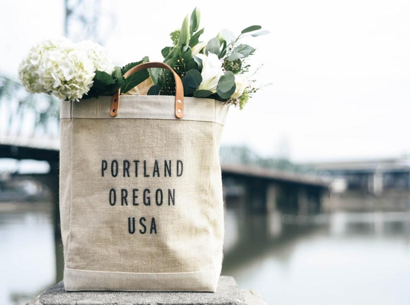 20% Off! Apolis Market Bag @ Otte