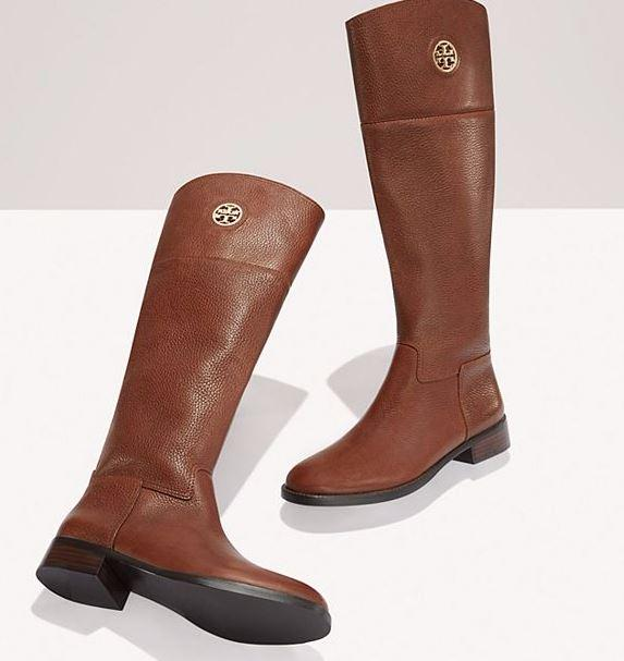 Up to 70% Off + Free Shipping Boots Private Sale @ Tory Burch