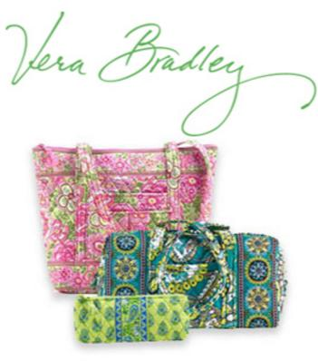 50% OffSelect Colors @ Vera Bradley