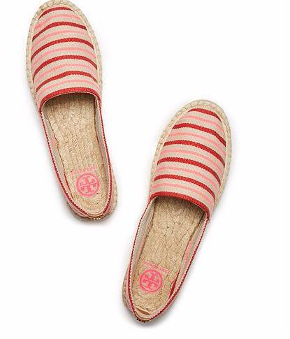 Up to 70% Off + Free Shipping Espadrilles Sale @ Tory Burch