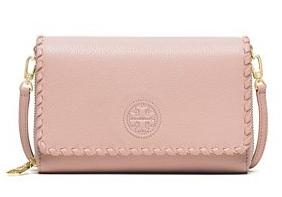 Tory Burch Marion Flat Wallet Crossbody
