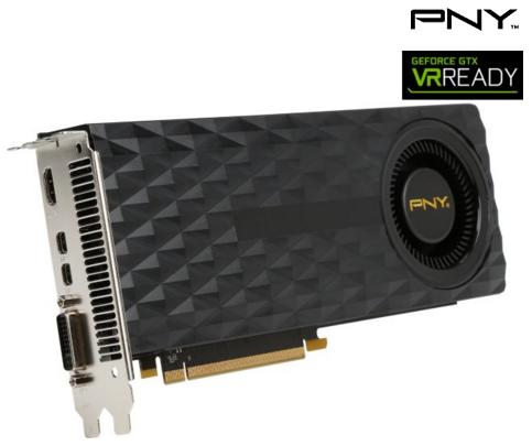 PNY GeForce GTX 970 4GB Rev 2