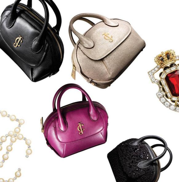 Additional 40% Off All  Sale Handbags @ Juicy Couture