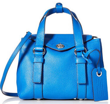 Marc by Marc Jacobs Working Girl Leather Dolly Satchel Mini Satchel Bag