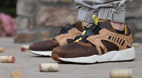 Mens Puma Disc Cage Lux Opt 2 Sneakers