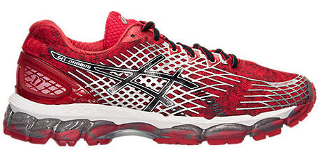 Men's Asics Gel Nimbus 17 Print Running Shoes